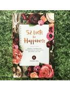 Bookspeed 52 Lists Happiness