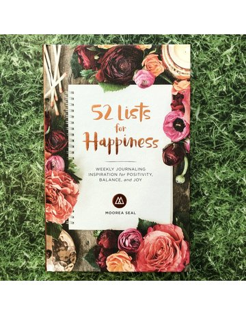 Bookspeed 52 Lists Happiness