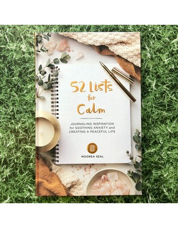 Bookspeed 52 Lists Calm