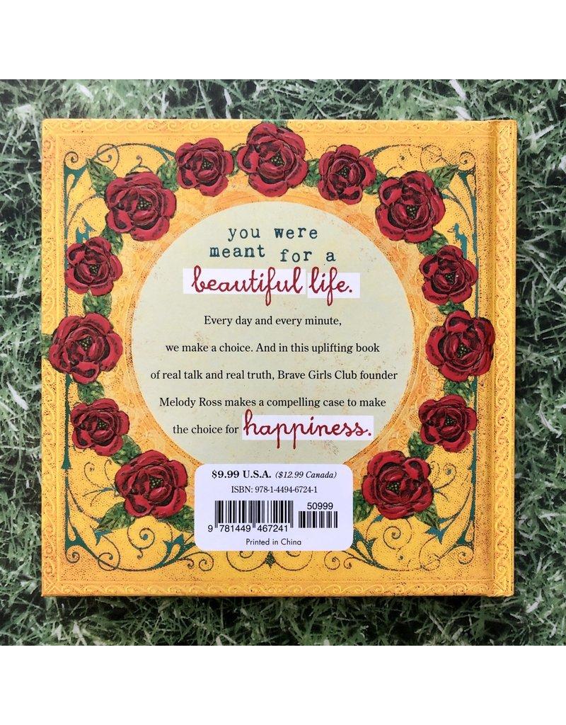 Bookspeed Choose Happy, Brave Girls Club