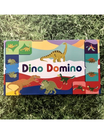 Laurence King Dino Dominos