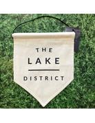 Darwin & Gray Cotton Banner 'The Lake District'