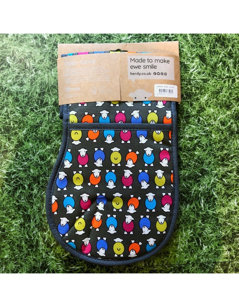 Herdy Herdy Marra Oven Gloves