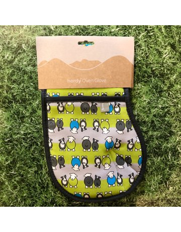 Herdy Herdy Sheppy Oven Gloves