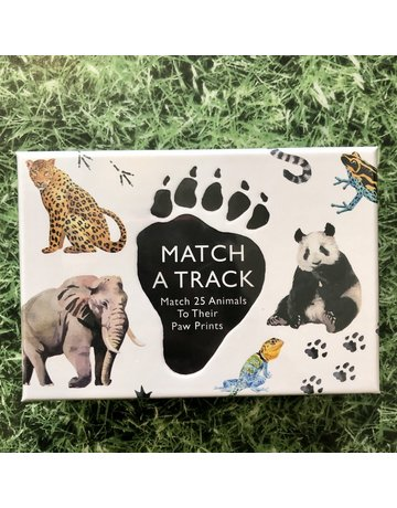 Laurence King Match a Track Memory Game