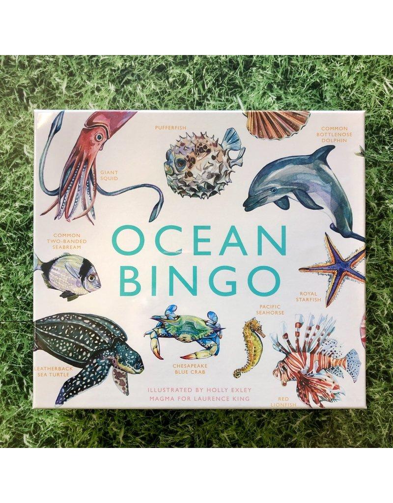 Laurence King Ocean Bingo
