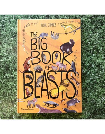 Thames&Hudson The Big Book of Beasts