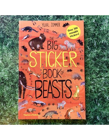 Thames&Hudson Big Sticker Book of Beasts