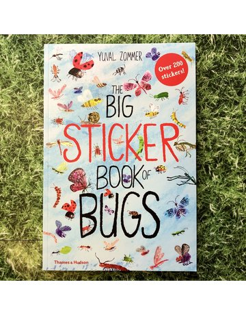 Thames&Hudson Big Sticker Book of Bugs