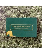 Top Munro The Wainwrights Pocket Log