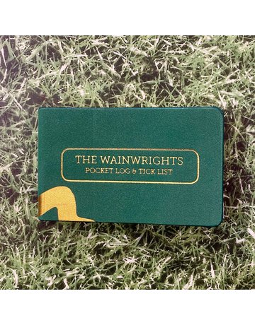 TopWainwright The Wainwrights Pocket Log