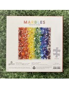 Galison 500 Piece Rainbow Marbles Puzzle