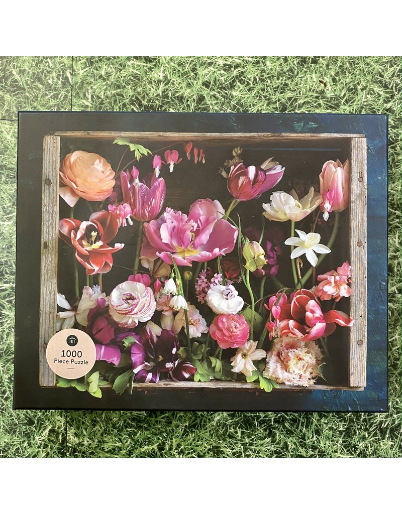 Galison 1000 Piece Puzzle Cultivated