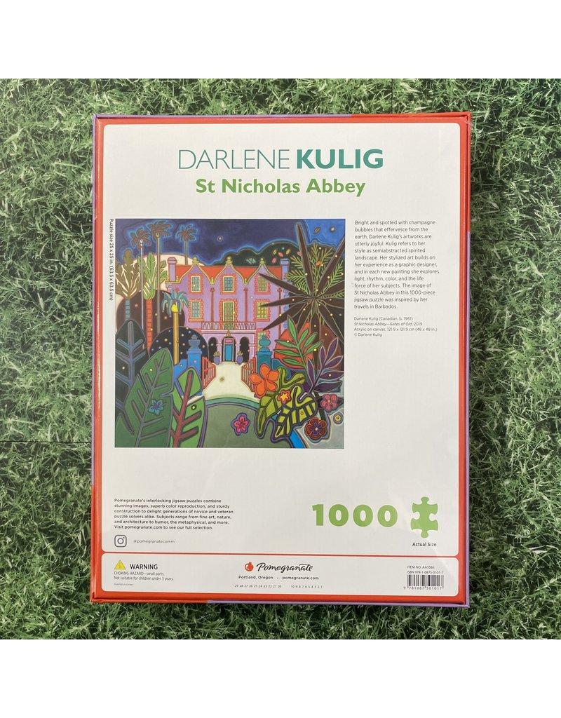 Pomegranate 1000 Piece Puzzle St Nicholas Abbey