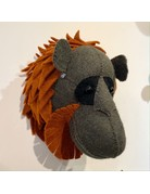 Fiona Walker Mini Orangutang Felt Head