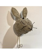 Fiona Walker Wall Hook Felt Hare