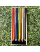 Chronicle Books Bright Ideas Coloured Pencil Set