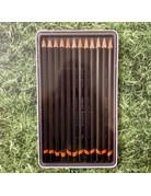 Derwent Derwent Graphic Tin 12 Pencils Medium