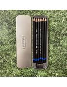 Derwent Derwent Water Soluble Sketching Tin 6 Pencils