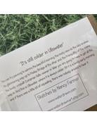 Nancy Farmer Nancy Farmer Card 'Still Colder In Ullswater'