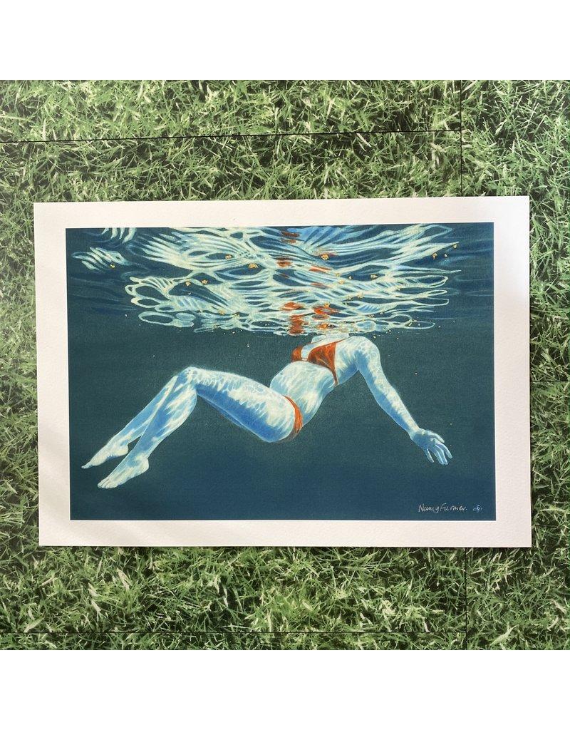 Nancy Farmer Nancy Farmer Print 'Reflections 3' A4