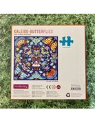 Galison 500 Piece Puzzle Kaleido-Butterflies