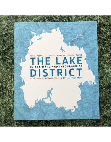 JakeIsland Lake District 101 Maps And Infographics