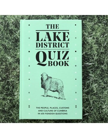 JakeIsland The Lake District Quiz Book