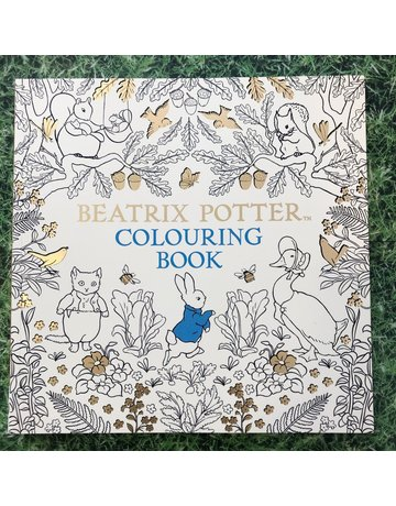Bookspeed Beatrix Potter Colouring Book