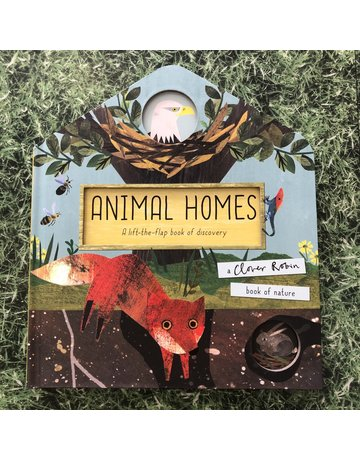 Bookspeed Animal Homes Flap Book