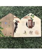 Bookspeed Bird House Flap Book