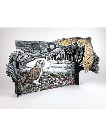 Art Angels Owl Advent Calendar