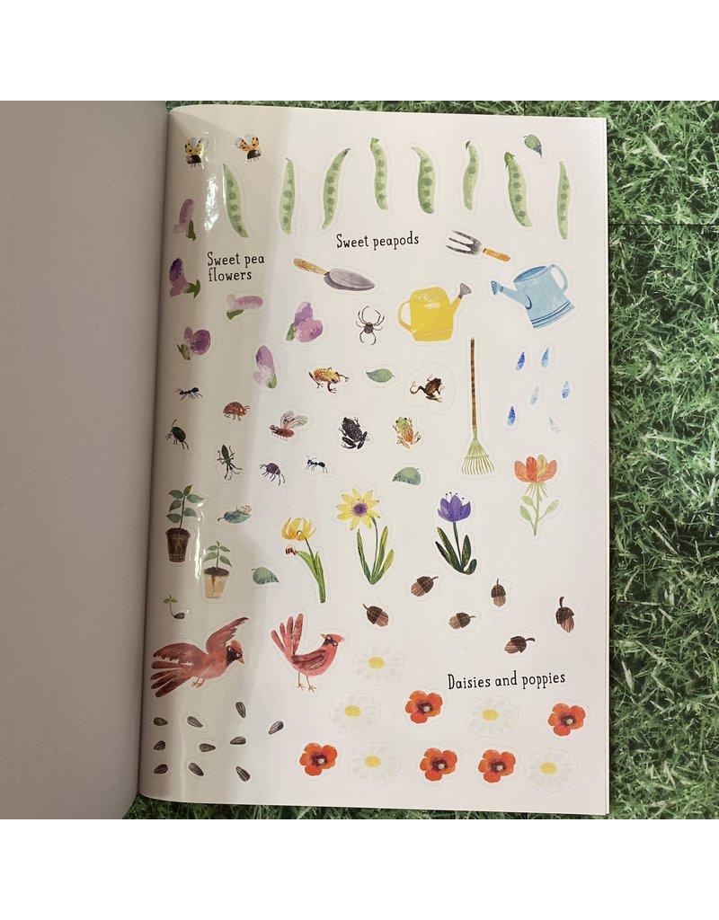 Thames & Hudson Big Sticker Book of Blooms