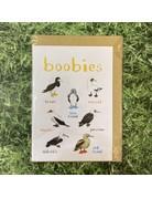 Sarah Edmonds Boobies Card