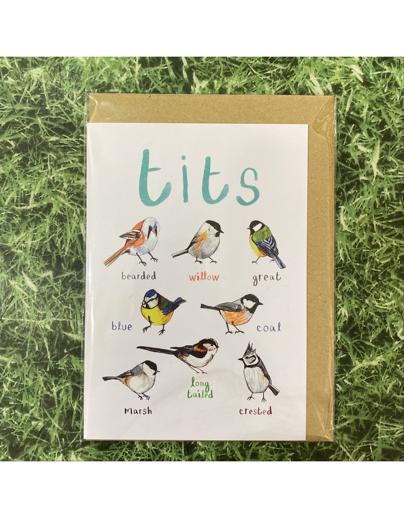 Sarah Edmonds Tits Card