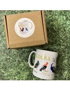 Sarah Edmonds Cocks Mug