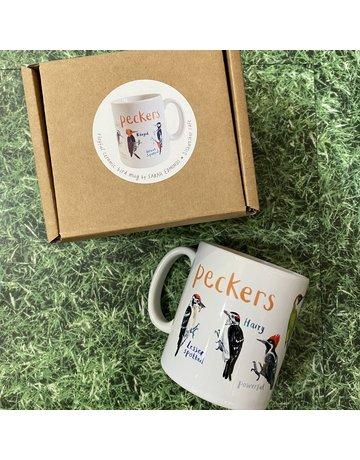 Sarah Edmonds Peckers Mug