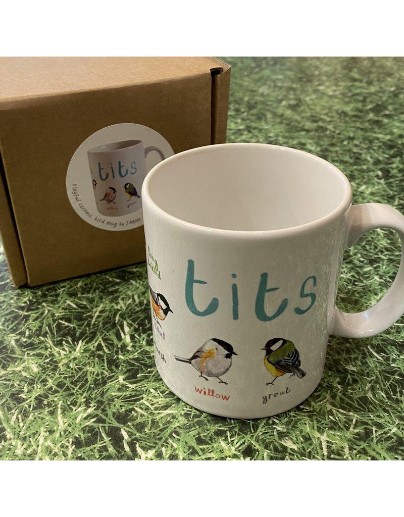 Sarah Edmonds Tits Mug