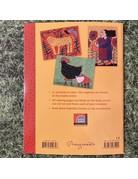 Pomegranate Colouring Book Folk Art