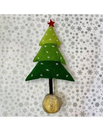 Fiona Walker Standing Felt Christmas Tree