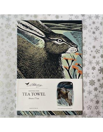 Angela Harding Tea Towel Shooting Stars
