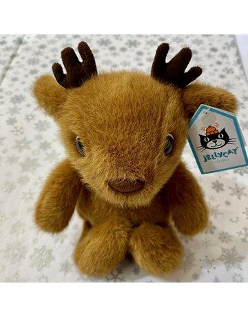 Jellycat Fuzzle Reindeer