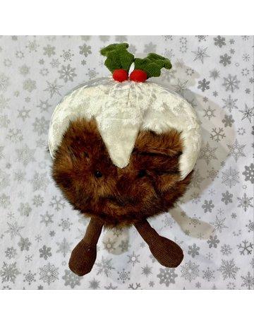 Jellycat Christmas Pudding