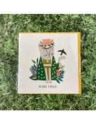 UStudio Card Frida Catlo