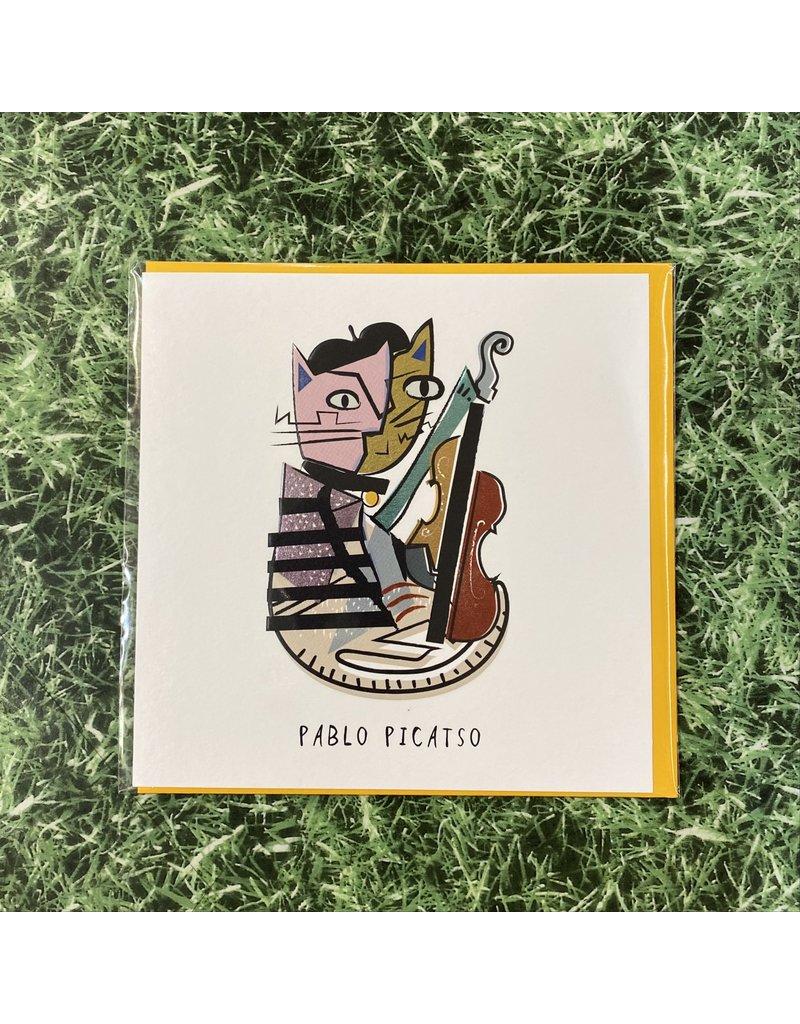 UStudio Card Pablo Picatso