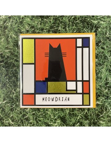 UStudio Card Meowdrian