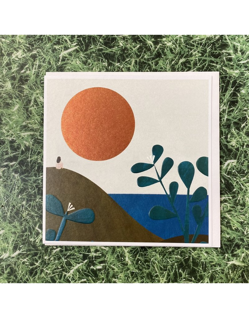 UStudio Card Dune Sunset