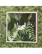UStudio Card Jungle Cat