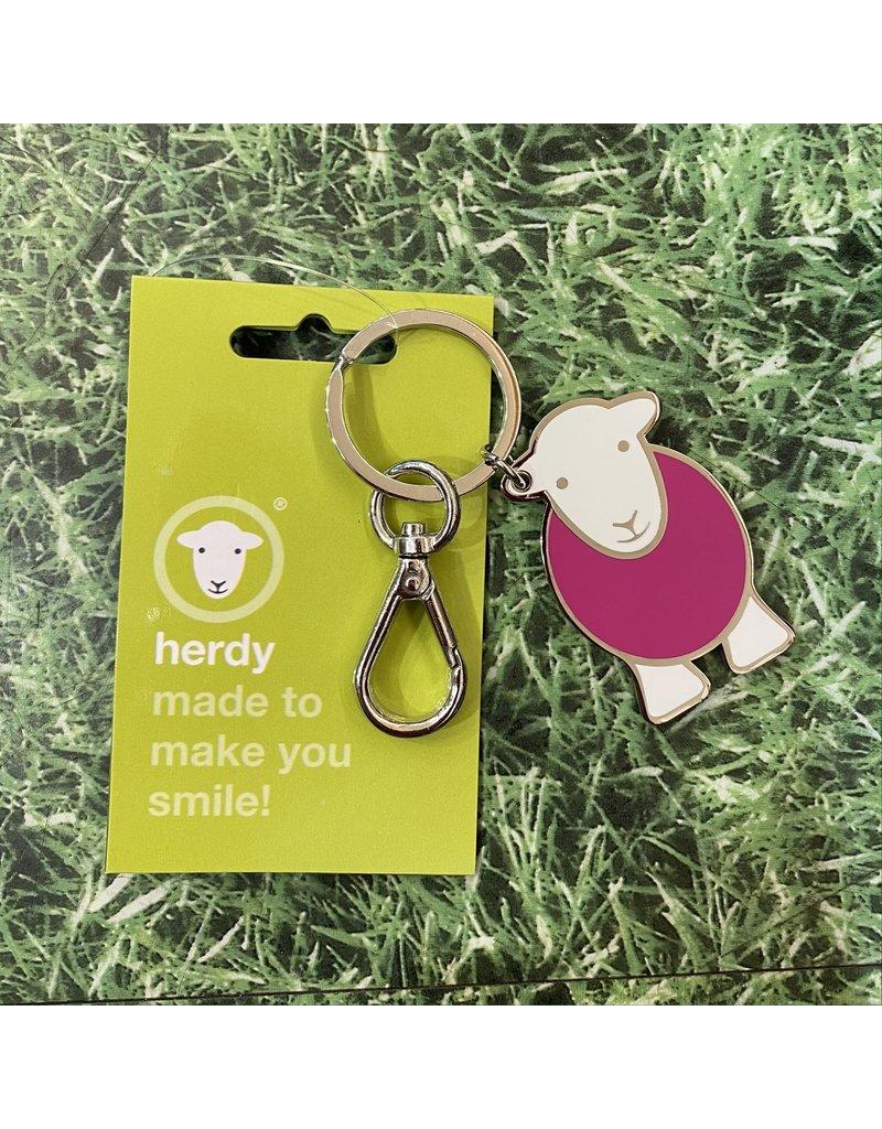 Herdy Herdy Yan Keyring