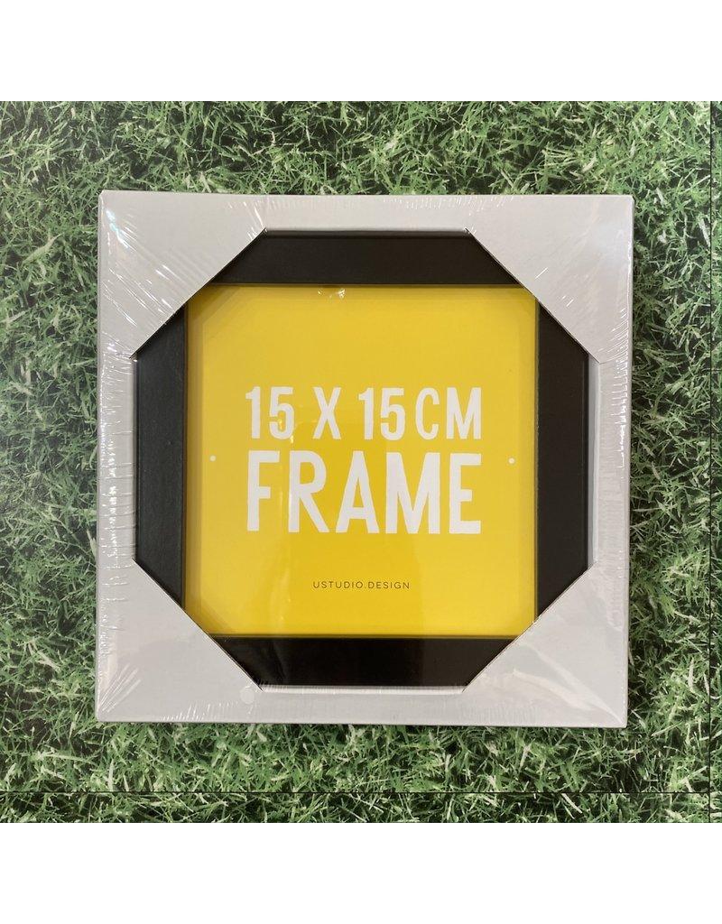 UStudio Picture Frame Black Small Square